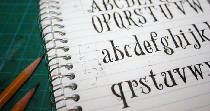 New Dan Holst Soelberg typeface
