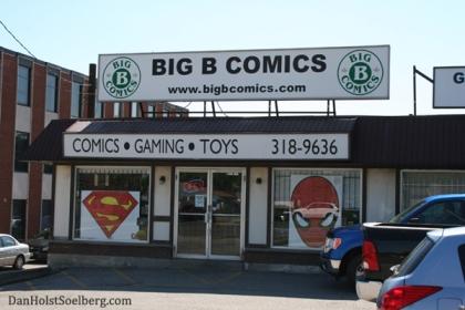 Big B store front