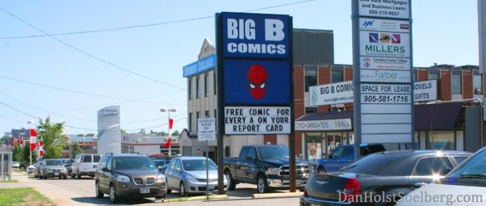 Big B street shot