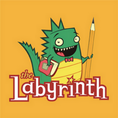 The Labyrinth logo