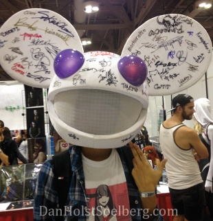 Dan Holst Soelberg - Fan Expo 2015 Deadmau5