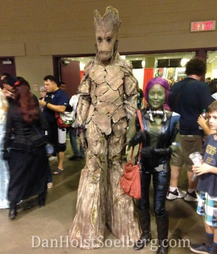 Dan Holst Soelberg - Fan Expo 2015 Groot