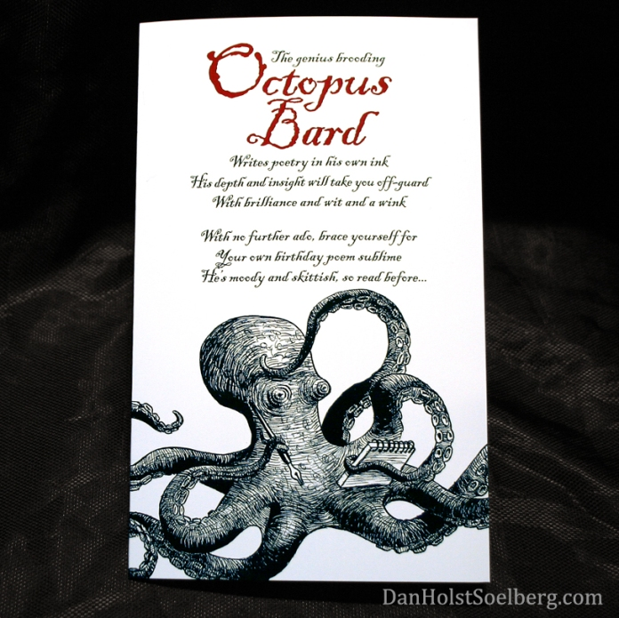 DanHolstSoelberg_Greeting_Card_OctopusCover