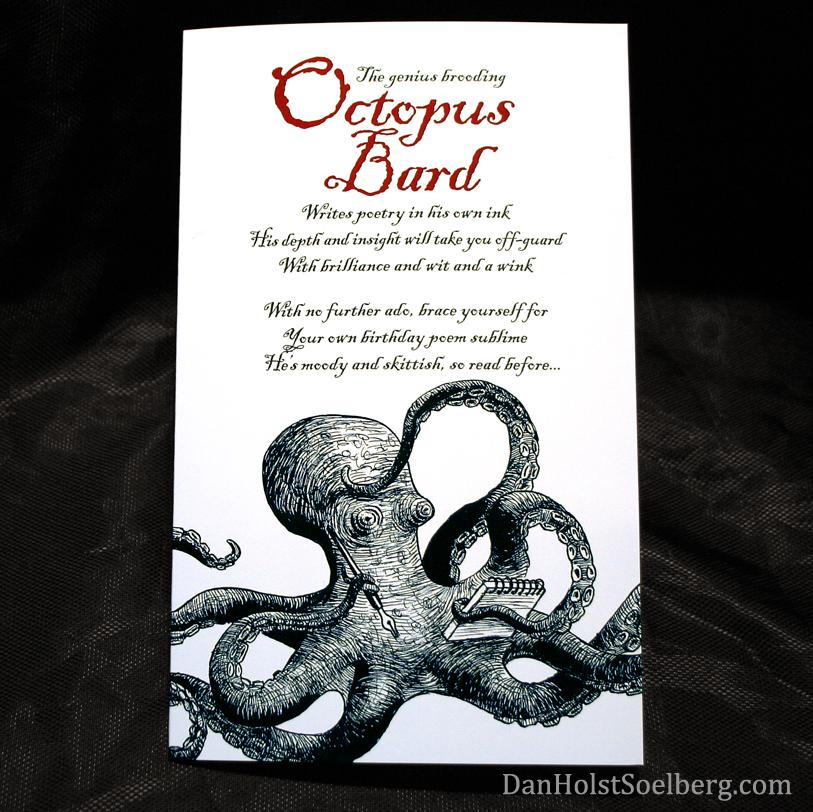 DanHolstSoelberg_Greeting_Card_OctopusCover