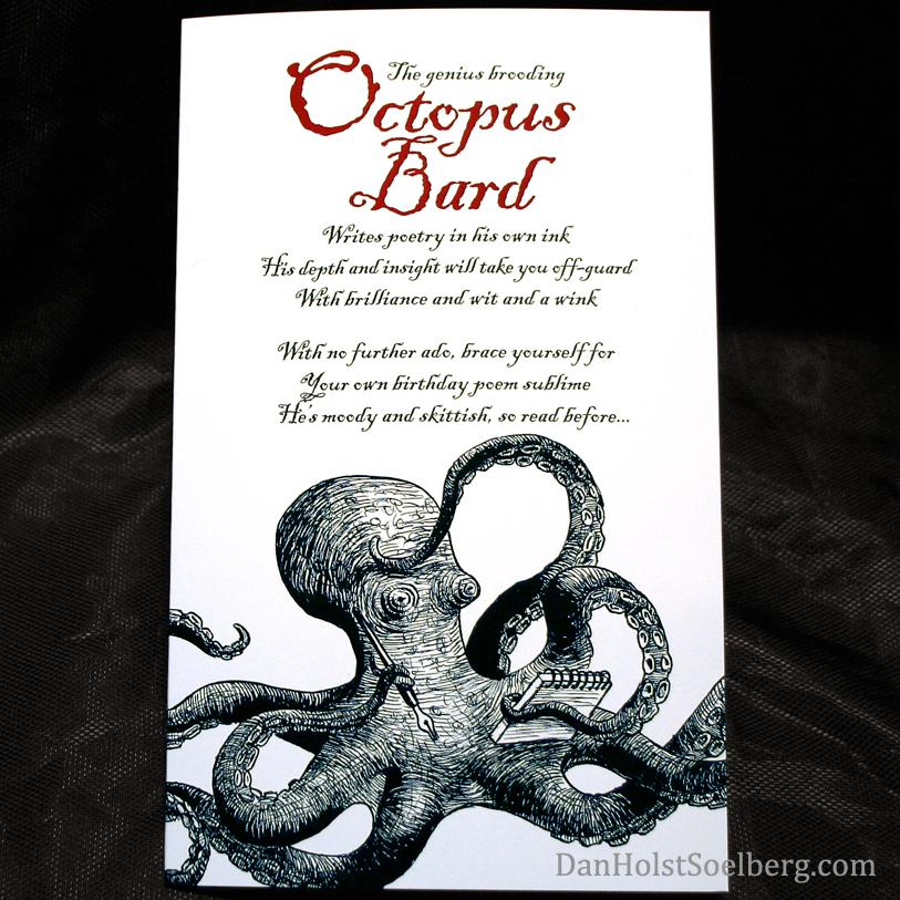 Dan Holst Soelberg Octopus Bard